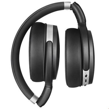 Sennheiser HD 4.50 BTNC Bluetooth Gürültü Engelleyici Siyah Kulak Üstü Kulaklik Renkli